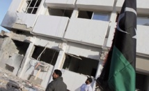 Un commissariat de Benghazi détruit par un attentat à l'explosif