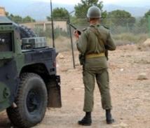 Les forces tunisiennes pourchassent deux groupes armés près de l'Algérie