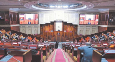 La Chambre des représentants adopte à l'unanimité le projet de loi relatif à l'INPPLC