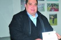 Fouad Meskout, nouveau président de la CALA