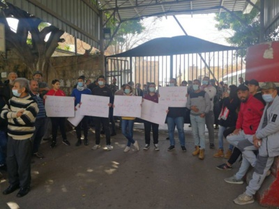 Nombre record de contaminations en Jordanie, manifestation à Amman