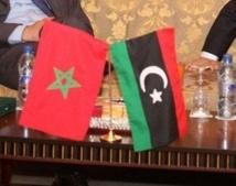 La Libye veut renforcer ses relations avec le Maroc
