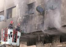 Incendie dans une quincaillerie à Derb Lobila