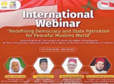L'Islam du juste milieu promu par le Maroc, un bouclier contre l' extrémisme
