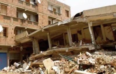 Séisme au large de l'Algérie, sans faire de victime