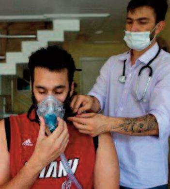 Au Brésil, le Covid fait des ravages chez les jeunes