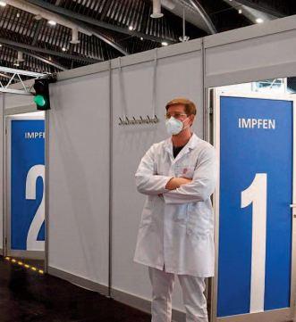 L'Allemagne face à une hausse exponentielle des infections