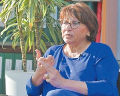 Rachida Soulaymani Bencheik, directrice du Centre anti-poison et de pharmacovigilance du Maroc