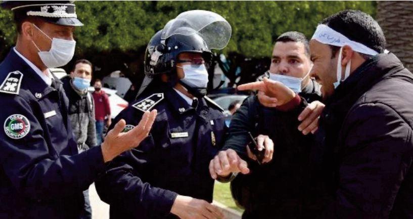 Le Groupe socialiste appelle à la tenue d' une réunion urgente pour débattre de l'usage de violence contre les enseignants contractuels à Rabat