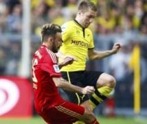 Dortmund stoppe l'élan victorieux du Bayern