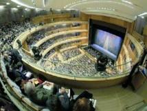 La nouvelle scène du théâtre Mariinski ouvre ses portes à Saint-Petersbourg