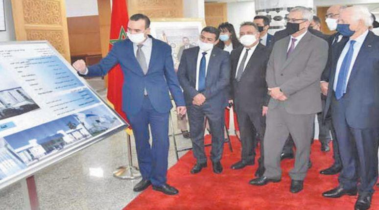 Inauguration du nouveau siège du tribunal de première instance d'Essaouira