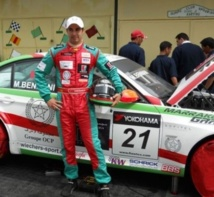 Bennani, 2ème au GP de Hongrie