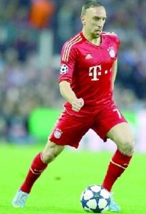 Ribéry prêt à rempiler avec le Bayern