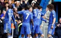 Chelsea se rapproche de la Ligue des champions