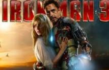 """Démarrage historique de """"Iron Man 3"""" au box-office américain"""