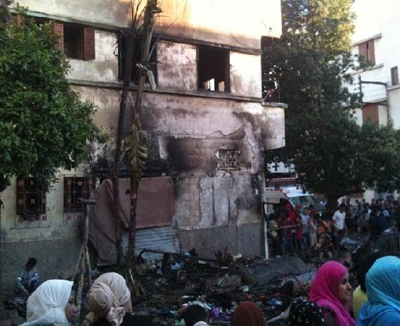 Reportage : La fatalité n'est pas la seule responsable dans l'incendie mortel de Casablanca