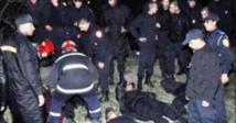 17 membres des forces de l'ordre blessés à Smara
