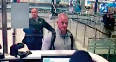 Deux Américains inculpés au Japon pour avoir aidé à la fuite de Carlos Ghosn