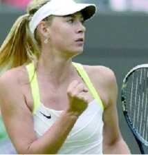 Sharapova accède au second tour du Tournoi de Madrid