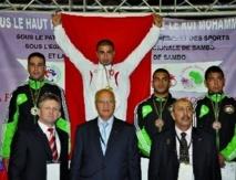 Six titres continentaux pour le Maroc