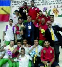 Probante prestation de l'équipe marocaine