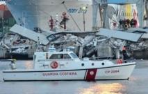 Italie: «Immense tragédie» dans le port de Gênes