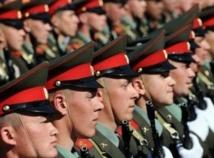 Russie: démonstration de force sur la place Rouge pour fêter 1945