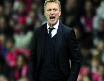David Moyes, nouvel entraîneur de Manchester United