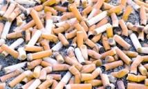 Une marche contre le non-respect de la loi antitabac