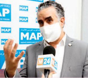 Azeddine Ibrahimi : Le Maroc a assuré une diversité d' approvisionnement en vaccins lui permettant d' en acquérir les quantités nécessaires