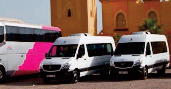 Les entreprises de transport touristique dos au mur