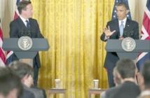 Obama et Cameron font pression sur Moscou au sujet de la Syrie