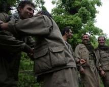 Les rebelles du PKK quittent la Turquie vers l'Irak