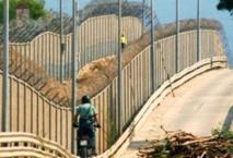Mellilia prise d'assaut par des Subsahariens