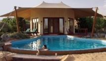 Développement prochain d'un resort du désert à Dakhla