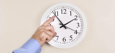 Retour à l'heure GMT et horaire continu durant le Ramadan