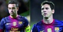 Xavi et Messi ne sont pas pour le changement du style au Barça