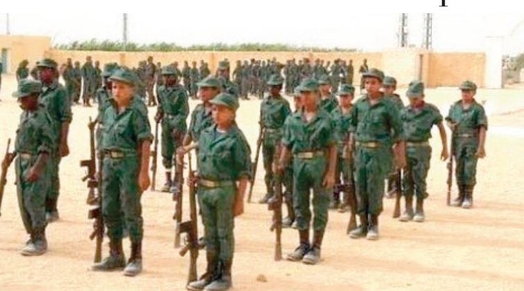 L'enrôlement d' enfants soldats par le Polisario s 'invite au Parlement européen