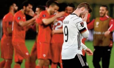 Mondial 2022. Le Onze allemand coiffé au poteau par la Macédoine du Nord
