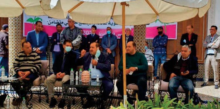 Réunion du Premier secrétaire avec les militants d'El Jadida