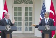 Obama et Erdogan exigent le départ d'Assad