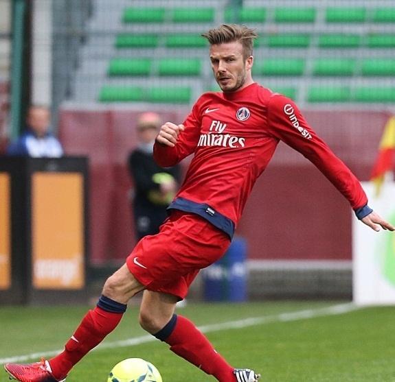 Beckham met un terme à sa carrière