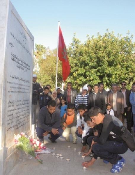 Casablanca contre l'oubli et contre la haine