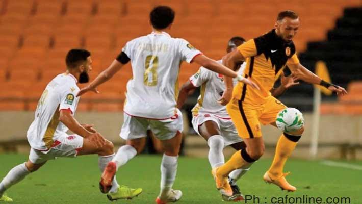 Ligue des champions. Défaite sans conséquence duWydad à Johannesburg