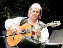 Une légende vivante de la guitare flamenca à Fès