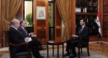 Assad ne croit pas au succès d'une conférence sur la Syrie