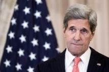 Retour du secrétaire d'Etat américain au Proche-Orient