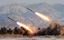 Nouveau test de tir de missile nord-coréen