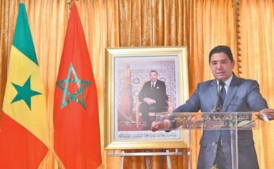 Nasser Bourita : Le règlement du conflit du Sahara est tributaire d' un dialogue entre le Maroc et l'Algérie